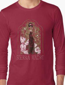 Sierra Madre [Distressed] Long Sleeve T-Shirt