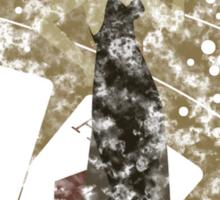 Sierra Madre [Distressed] Sticker