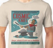 Cosmic Knife Unisex T-Shirt