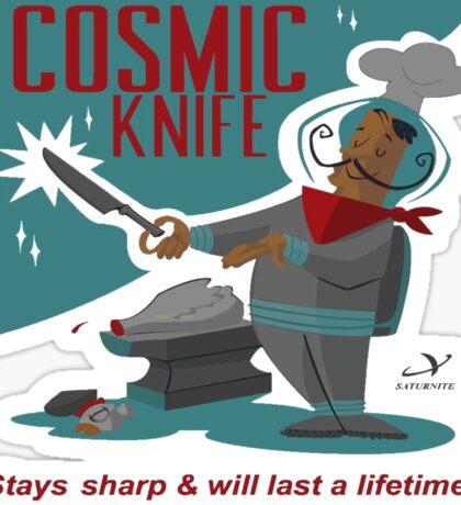 Cosmic Knife Sticker