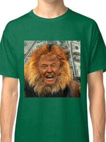 Trump Lion Classic T-Shirt