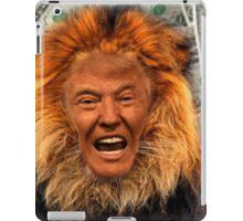 Trump Lion iPad Case/Skin