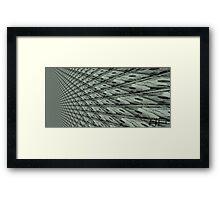 Money art Framed Print