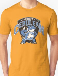 Univ. of Cerulean City (UCC) Aqua Jets T-Shirt
