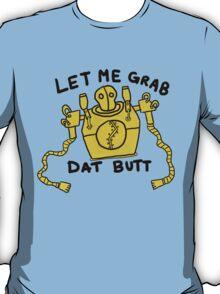 Blitzcrank Butt Grab T-Shirt