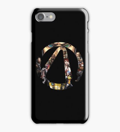 Borderlands - Characters and Vault iPhone Case/Skin