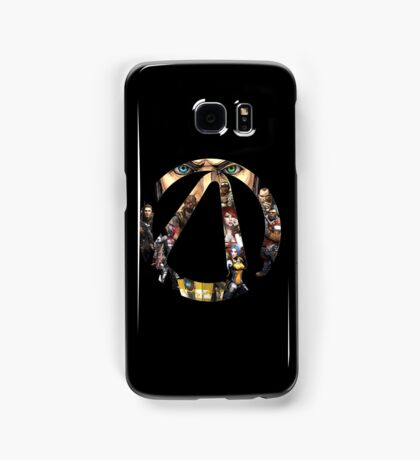 Borderlands - Characters and Vault Samsung Galaxy Case/Skin