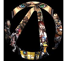 Borderlands - Characters and Vault Photographic Print