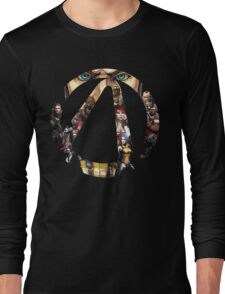 Borderlands - Characters and Vault Long Sleeve T-Shirt