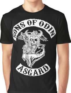 Sons Of Odin - Asgard Chapter Graphic T-Shirt