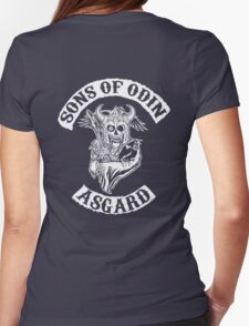 Sons Of Odin - Asgard Chapter Womens Fitted T-Shirt