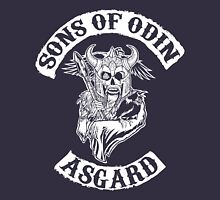 Sons Of Odin - Asgard Chapter Hoodie
