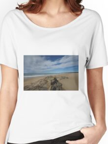 Life is a beach. Women's Relaxed Fit T-Shirt
