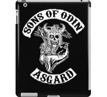 Sons Of Odin - Asgard Chapter iPad Case/Skin