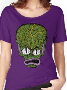 Saucer Man Women's Relaxed Fit T-Shirt