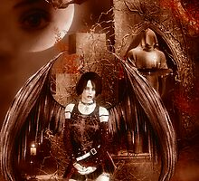 Dark Angel by shutterbug2010