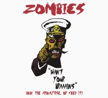 Zombie Recruitment by Alibarbarella