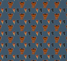 Fazbear pattern - Five Nights At Freddy's by Design4You