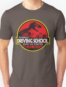 Doc Malcolm's Driving School Unisex T-Shirt