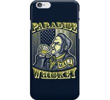 Paradise Whiskey iPhone Case/Skin
