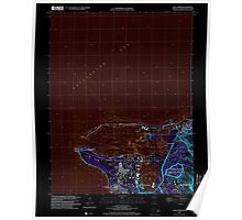 USGS TOPO Map Guam Apra Harbor 462371 2000 24000 Inverted Poster