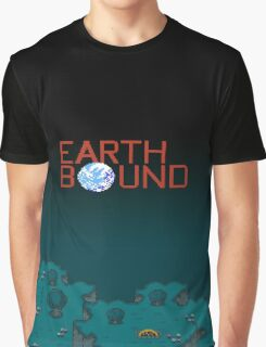 Earthbound Videogame Graphic T-Shirt