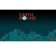 Earthbound Videogame Photographic Print