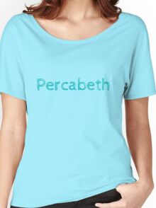 Percabeth Women's Relaxed Fit T-Shirt