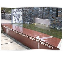Hector Pietersen Memmorial, Soweto Poster