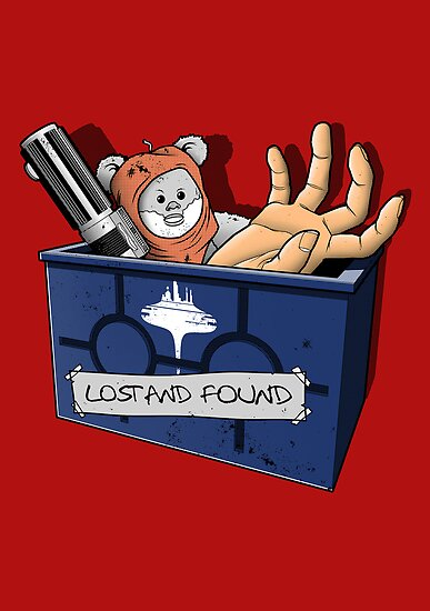 Lost And Found by drsimonbutler