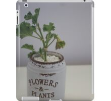 Flowers & Plants iPad Case/Skin