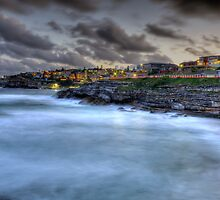 Tamarama Heads by bazcelt