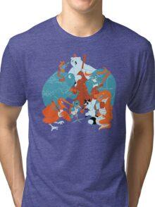 Hootenanny  Tri-blend T-Shirt