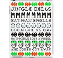 Batman Jingle Bells iPad Case/Skin