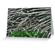 Don't Let Nature Die Greeting Card