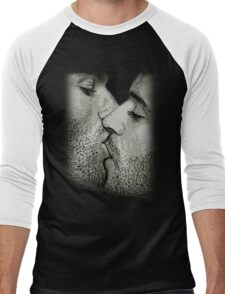 A KISS Men's Baseball ¾ T-Shirt
