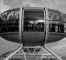London Eye capsule by TC3 Photography