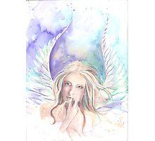 Angel of Hope Photographic Print