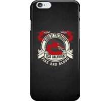 Blood of the Dragon iPhone Case iPhone Case/Skin