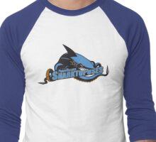 Puerto Vallarta Sharktopuses Men's Baseball ¾ T-Shirt