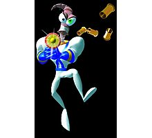 Earthworm Jim Photographic Print