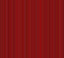 IPHONE CASE - Red & Black narrow stripes. Image No. 187 by chompo