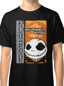 """Halloween Town """"Pumpkin King"""" - Pumpkin Beer Classic T-Shirt"""