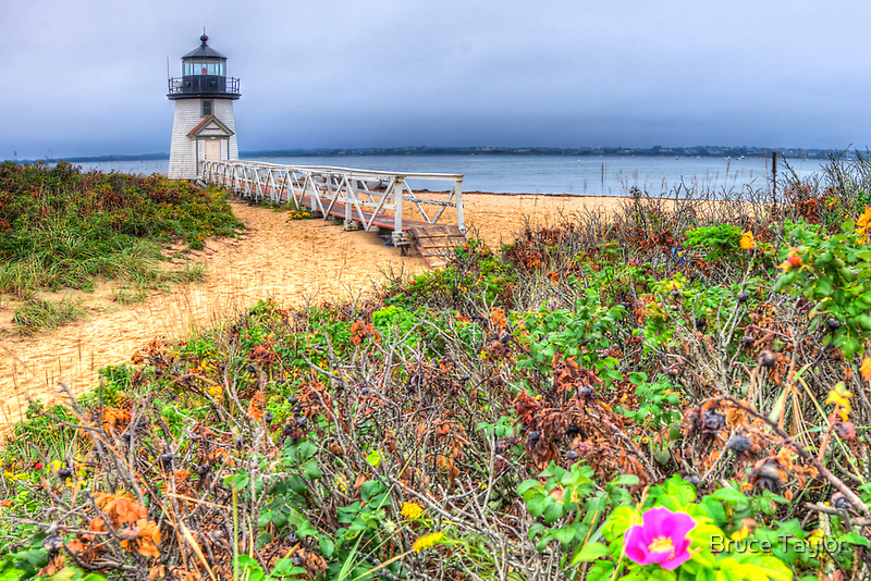 Brant Point Lighthouse by Bruce Taylor