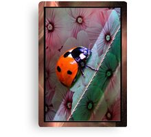 Beetlemania Canvas Print