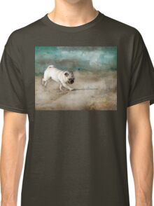 When Pugs Fly Classic T-Shirt