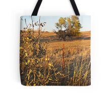 Out Standing in the Field Tote Bag