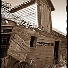 Rustic Memories by Greg Belfrage