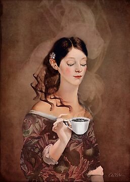 Coffee Break by Catrin Welz-Stein