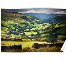 The Yorkshire Dales Poster
